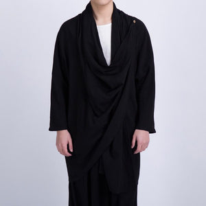 Chinese Hanfu Meditation Cardigan