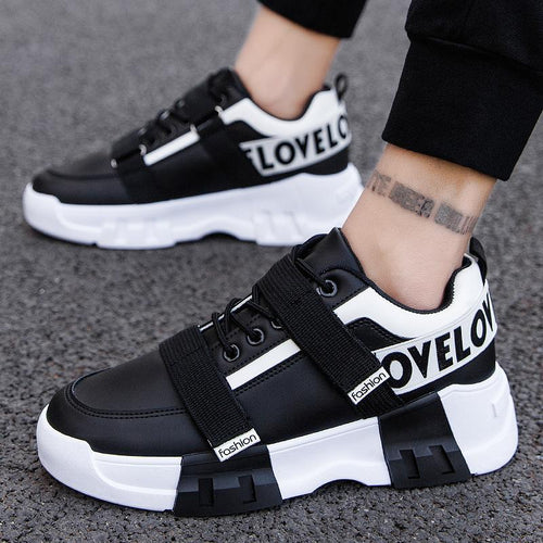 2019 spring new men's shoes outdoor casual shoes