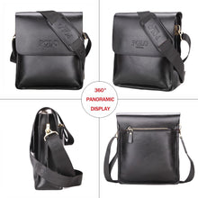 Load image into Gallery viewer, Casual Business Leather Mens Messenger Bag Vintage Men's Crossbody Bag