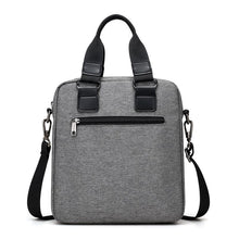 Load image into Gallery viewer, New casual simple fashion shoulder bag multi-function portable Messenger bag