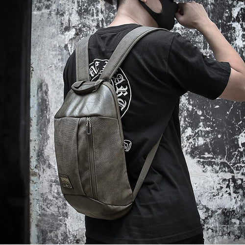 Men large capacity casual fashion Backpack