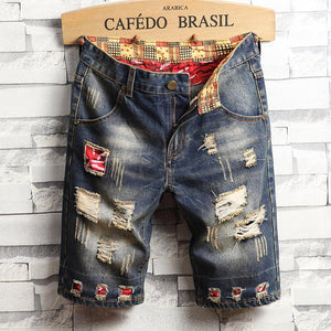 Summer 2019 Men's New Tops Jeans Shorts