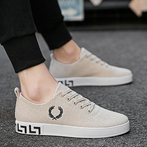 Vulcanized shoes for men