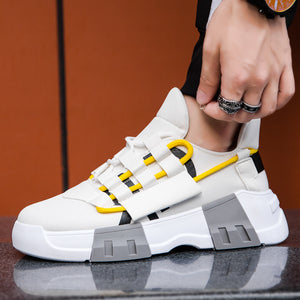 2019 autumn new breathable men's casual shoes