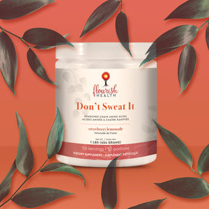 Don't Sweat It | BCAA's