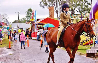 Damp & Doomed at Dungog Show