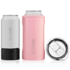 Blush Pink BRUMATE Hopsulator 3-in-1 Can Cooler/Cup