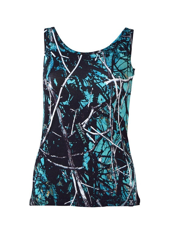 Serenity Full Camo Tank Top AU6-AU8 left