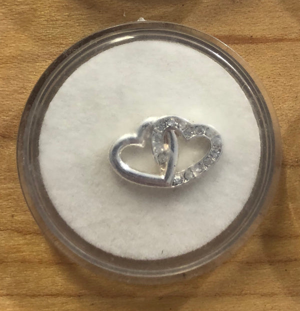 Sterling Silver Floating Charms by Love Lockets