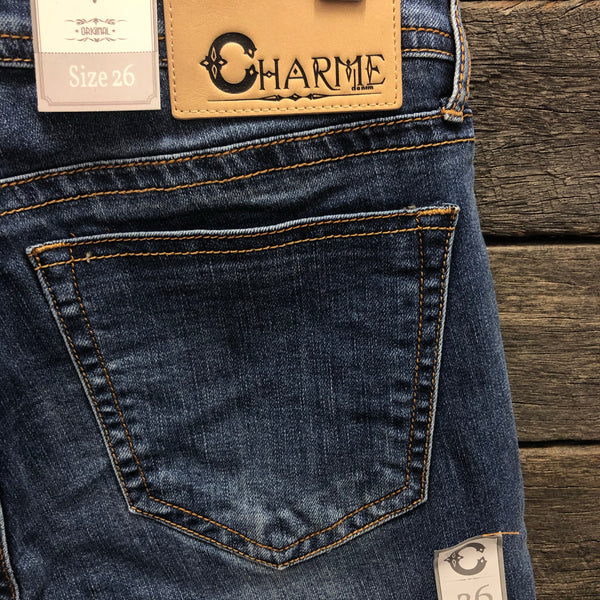 Charme Bermuda Easyfit Mid-Rise Shorts RESTOCKED AU6-AU14, AU22 left ON SALE