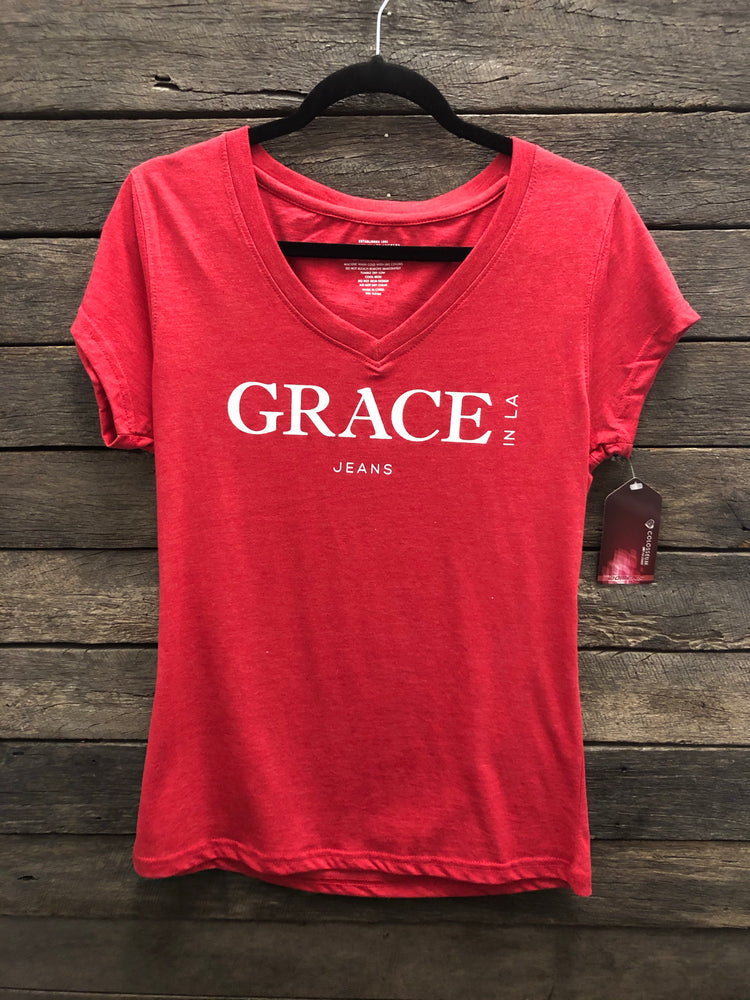 Red Grace In LA T-Shirt - LIMITED EDITION