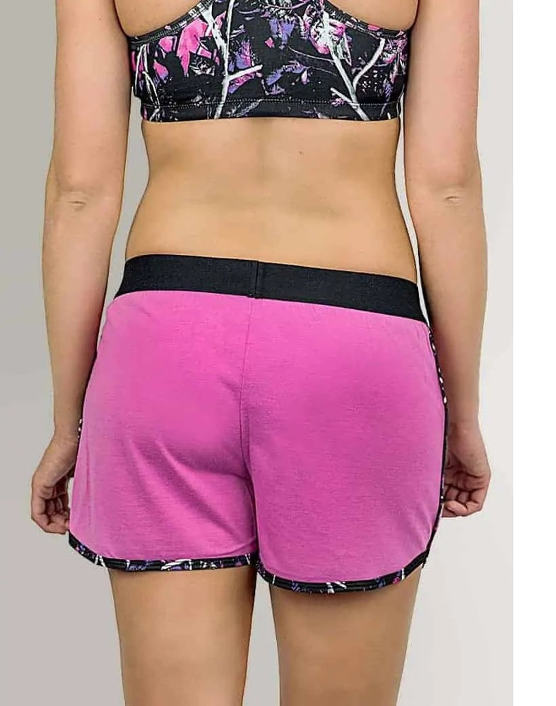 Muddy Girl Pink Athletic Shorts AU6-AU12 & AU16-AU18 left ON SALE