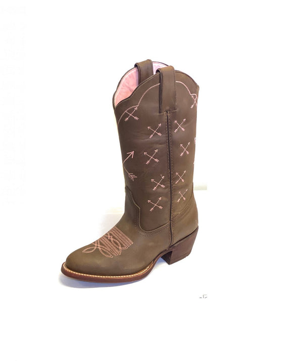 Kader Pink Arrow Women's Long Shaft Boots