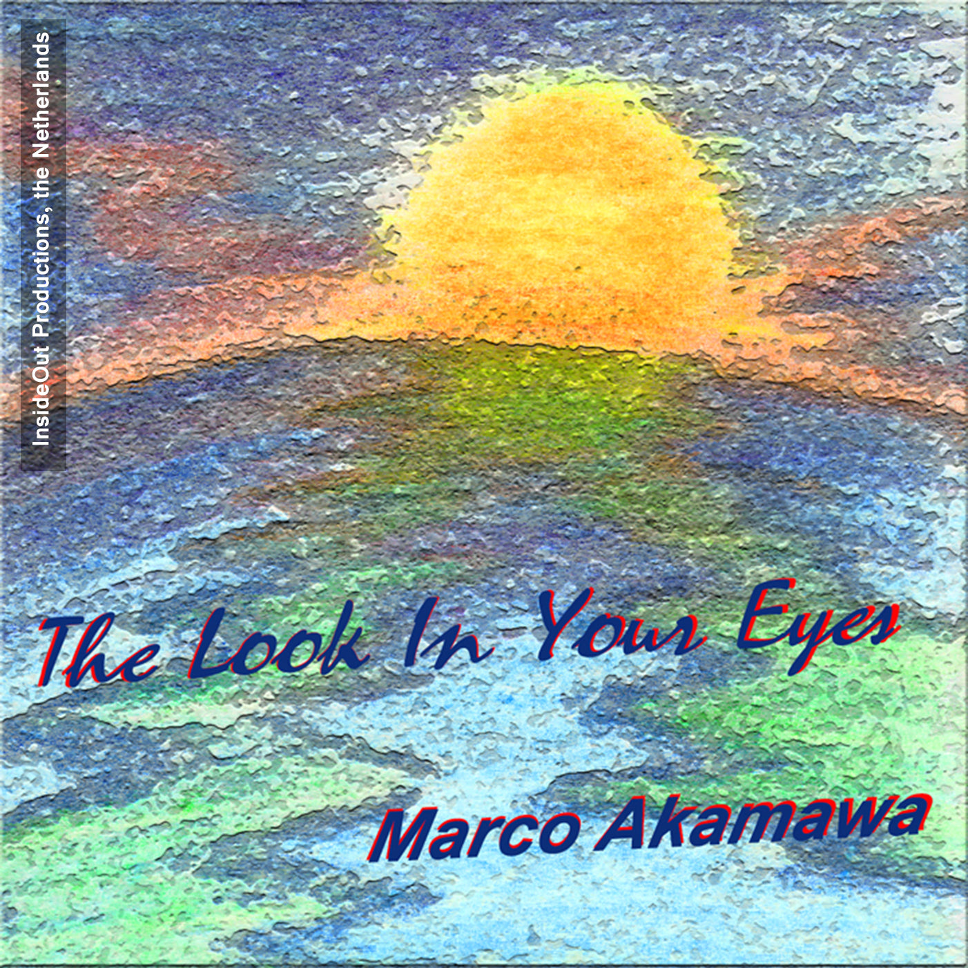 The Look In Your Eyes by Akamawa