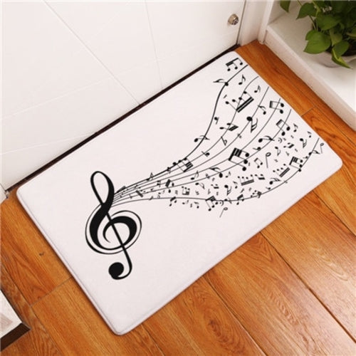 Musicnotes Antislip Fleece Indoorcarpet