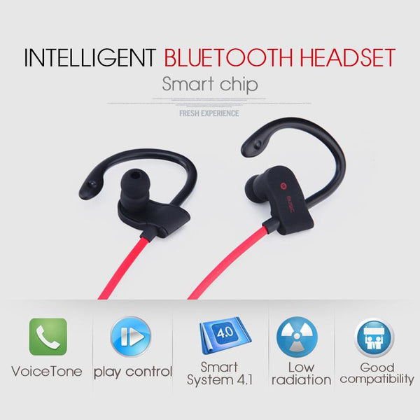Wireless Bluetooth Sports Earphones