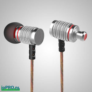 Music Hifi Bass Earphone Audio
