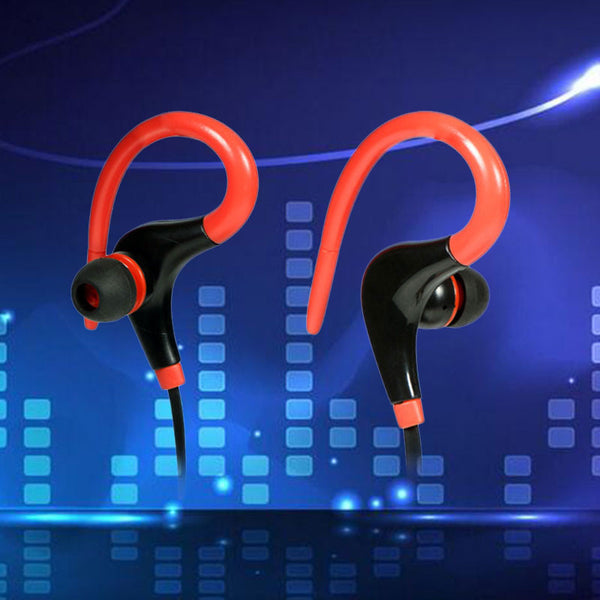 Wireless Bluetooth Sports Earphones with phone-feature