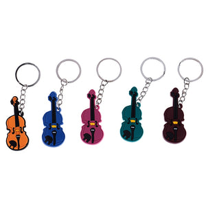 Supercool violin key hanger