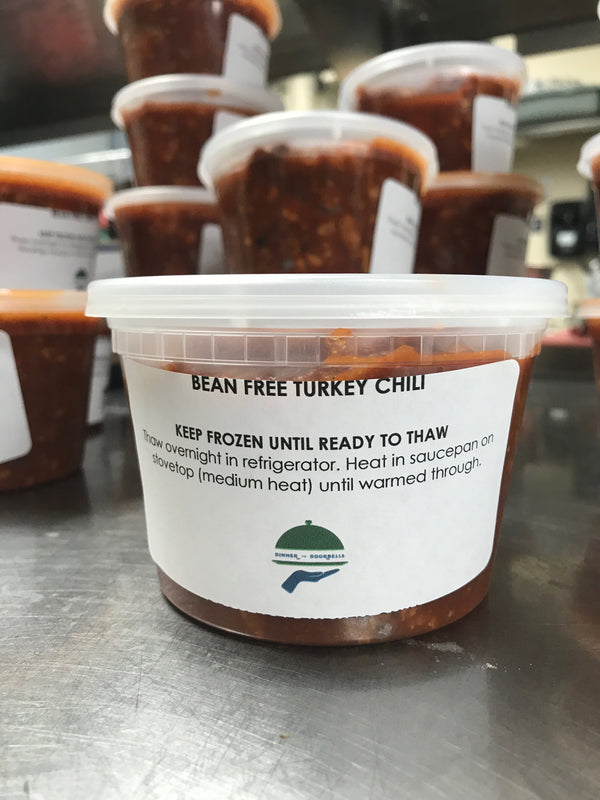 Bean-Free Turkey Chili