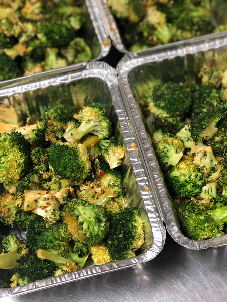 Roasted Sweet & Spicy Broccoli (Limited Quantities)