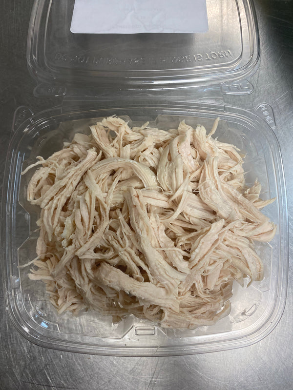 1 LB Shredded Chicken