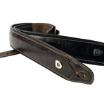 Solider Genuine Leather Guitar Strap