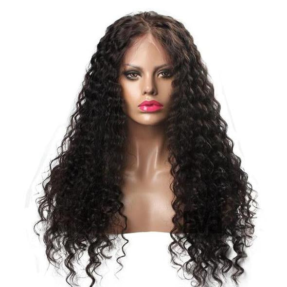 Luna Lace Front Wig S13 Long Curly Long Hair for Women