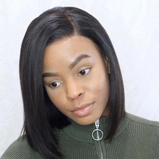 Women Lace Front Luna Wig S21 Lovely Bob for African American