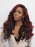Luna S02 Lace Front Sensationnel Curly Long Hair Wig for Black Women