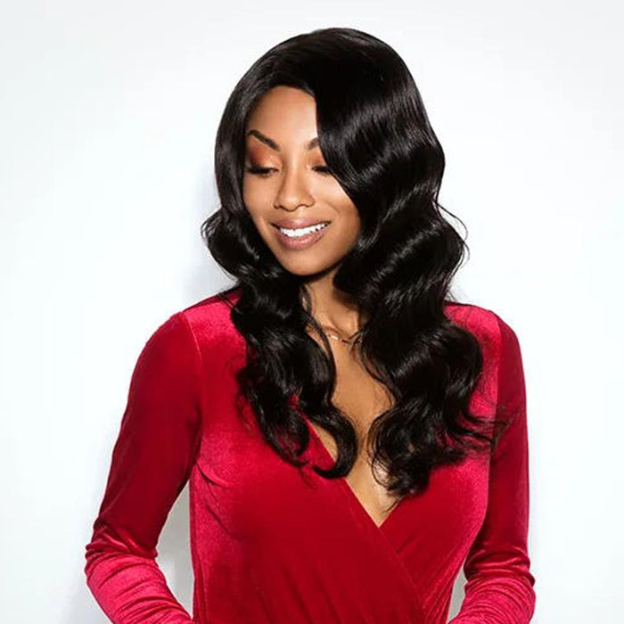 Luna 018 Sassy Water Wavy Long Wig for Black Women 22 inch
