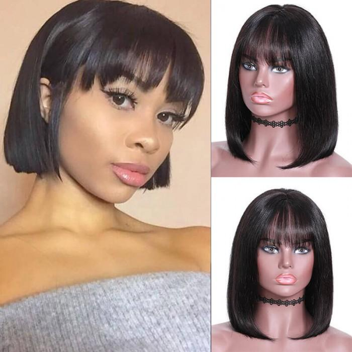 Luna Wigs 052 Pro Smooth Bob Chin Length for Women