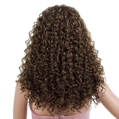 Women Luna Wig C36 Lush Curly Long Wig for African American