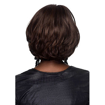 Luna Wig C37 Lovely Bob Wavy Soft ChinLength for Black Women