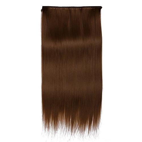 Luna N10 Women Layered Very Long Straight Wig for Afican American