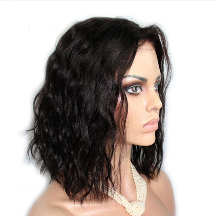 Luna Wig 035 Women Sassy Shoulder Length Water Wavy for African American
