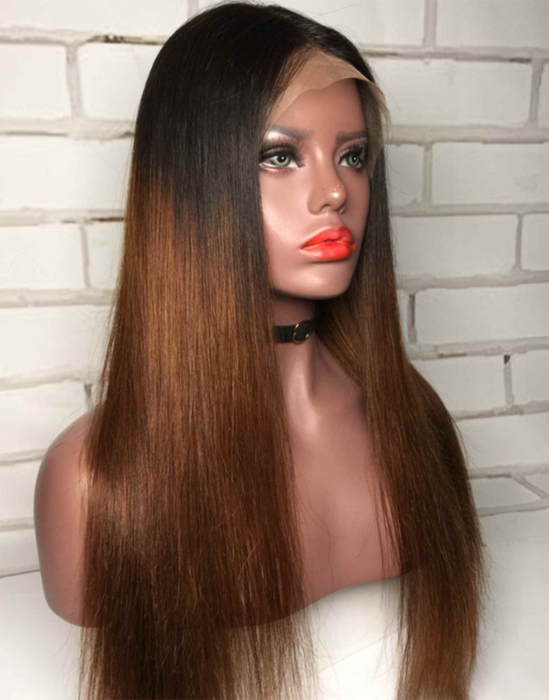 27inch Luna Lace Front Wig S35 Soft Long for Black Women