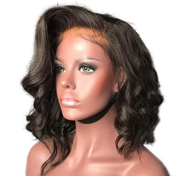 Luna Lace Front Wig S46 Curly Shoulder Length for Women