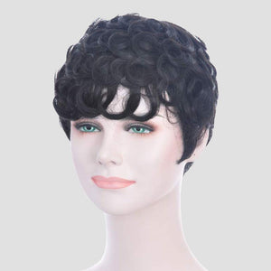 Luna Wig C29 Women Sassy Short Curly for African American
