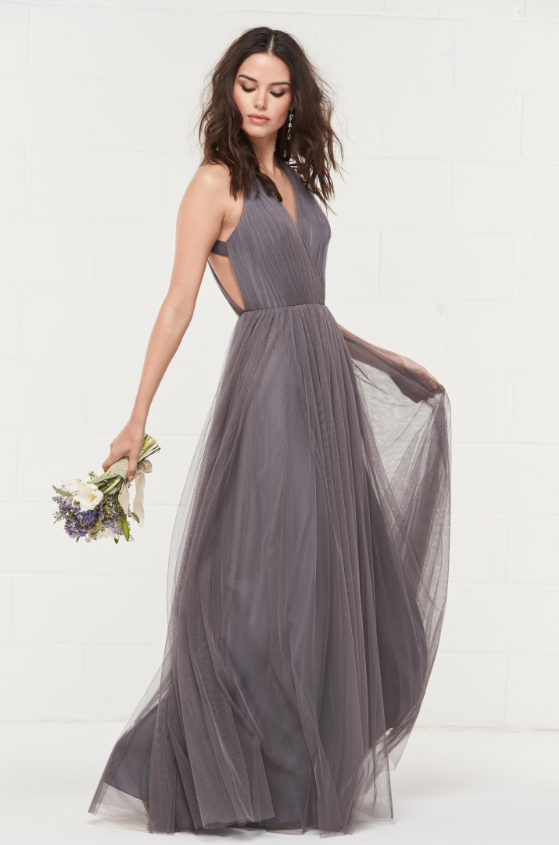Wtoo Bridesmaid Dress 444