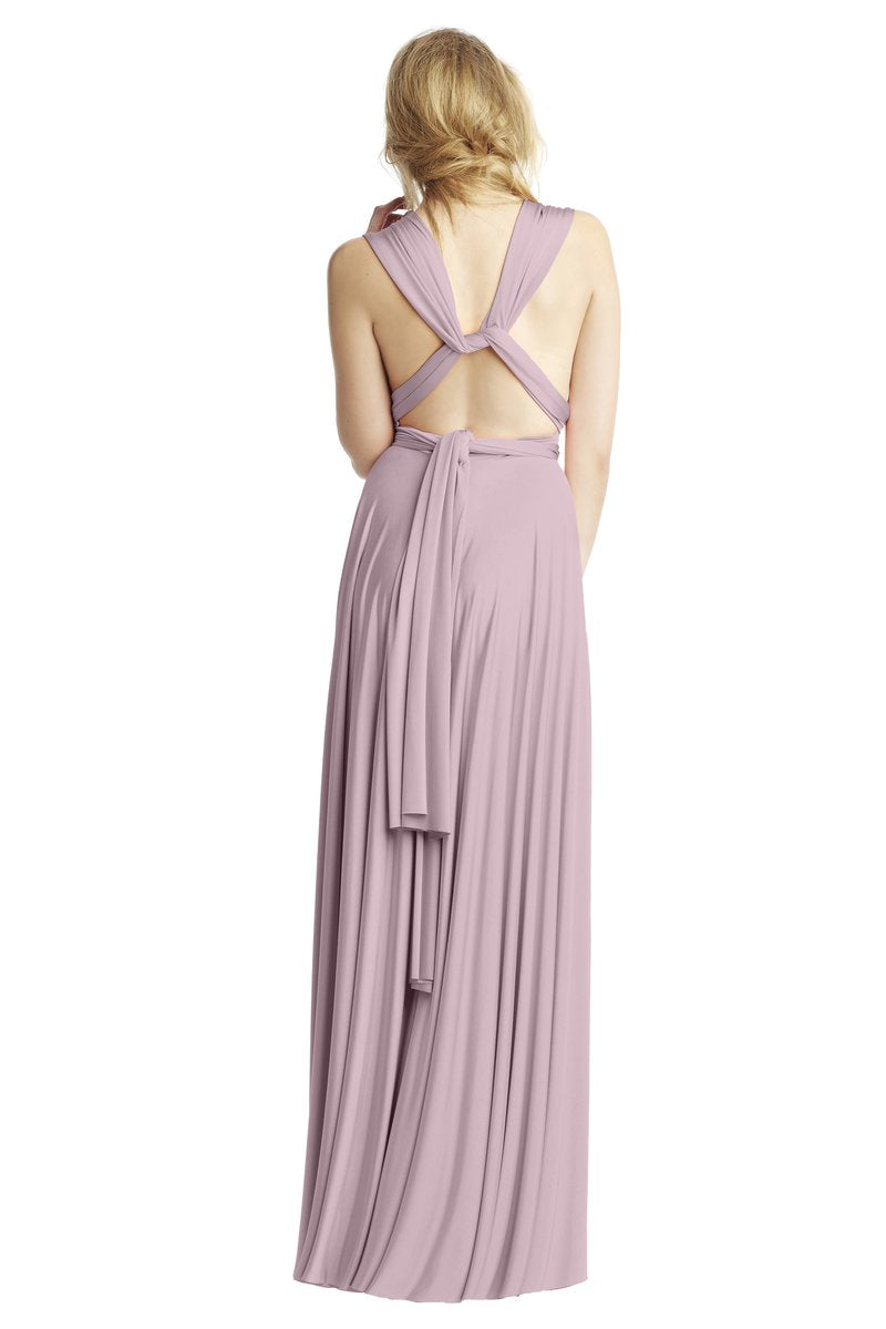Two Birds Classic Gown - Heather