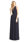 Two Birds Classic Gown - Pewter