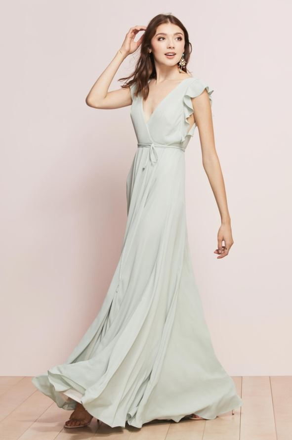 Wtoo Franklin Bridesmaid Dress