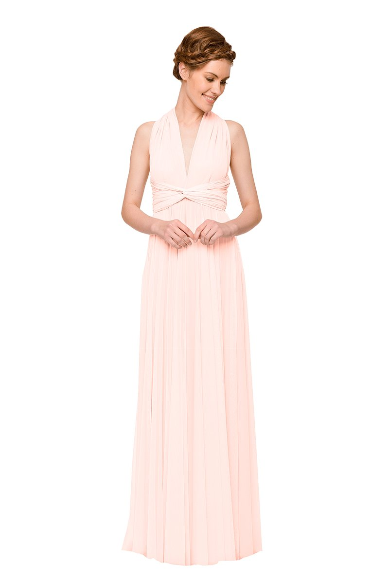 Two Birds Tulle Gown - Clementine