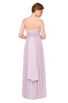 Two Birds Tulle Gown - Lilac