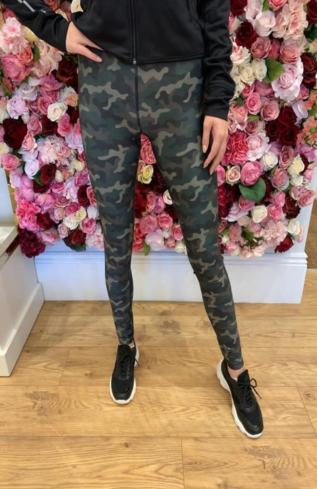 Camo Active Wear Leggings