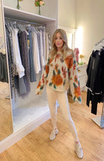 The Florals for Spring Knit