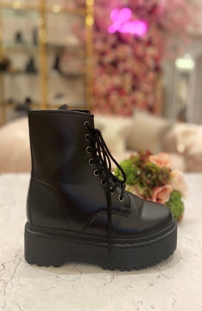 The Cadet Boot