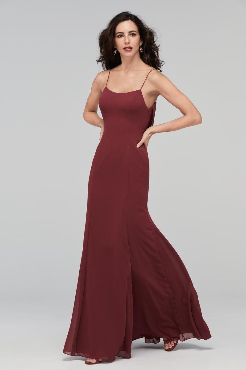 Watters Melanie Bridesmaid Dress