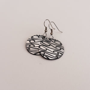 Earrings Puhoro Silver